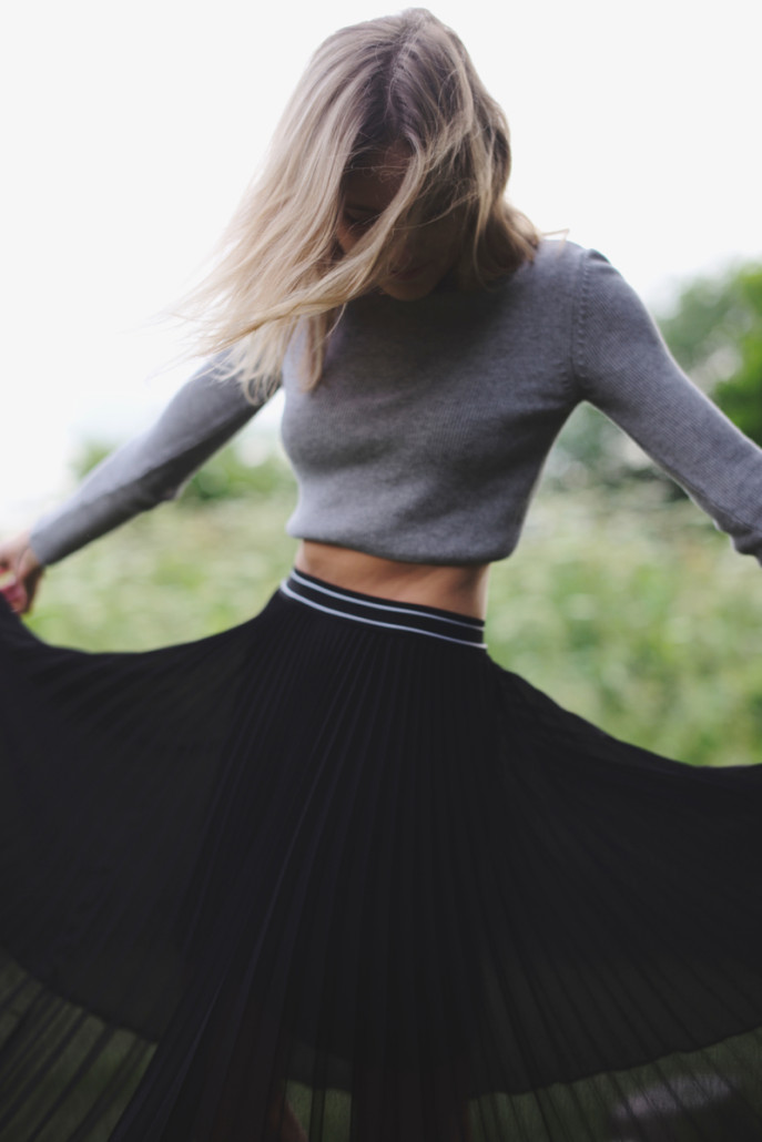 Fashion Me Now Topshop Pleats - 14