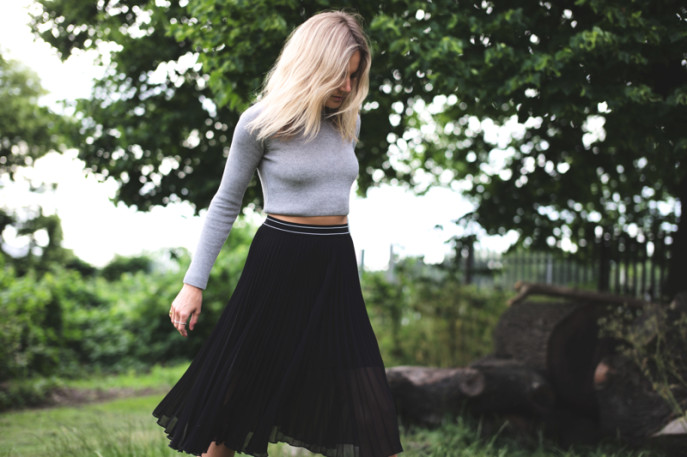 Fashion Me Now Topshop Pleats - 05