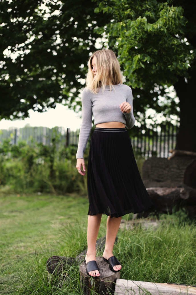 Fashion Me Now Topshop Pleats - 16