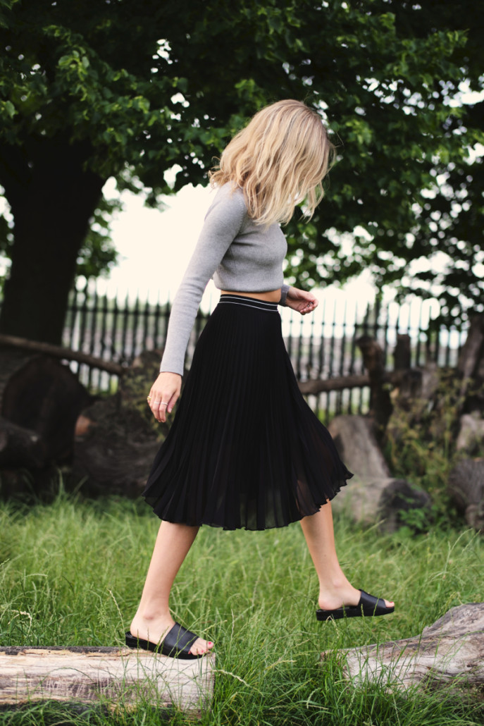 Fashion Me Now Topshop Pleats - 17