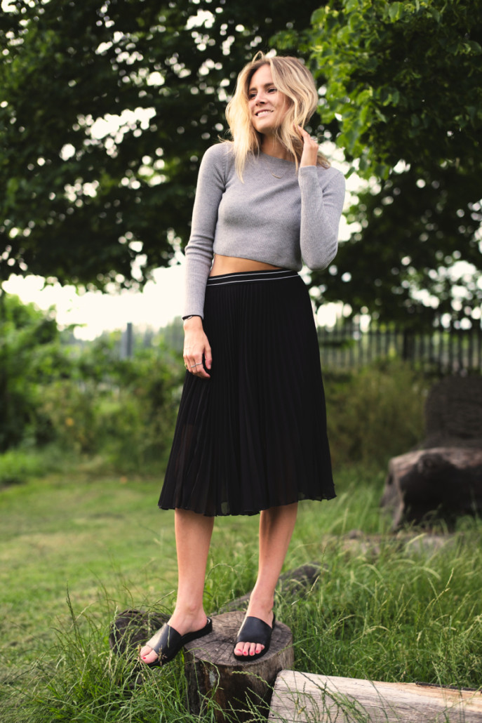 Fashion Me Now Topshop Pleats - 21