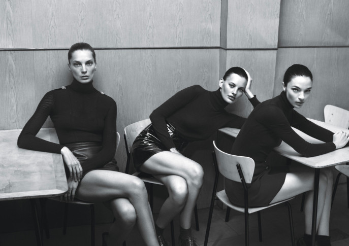 Raquel-Amanda-Saskia-Mariacarla-Daria-Lara-Meghan-Suvi-Anna-Mica-And-Kate-By-Mert-And-Marcus-For-W-September-2014-5