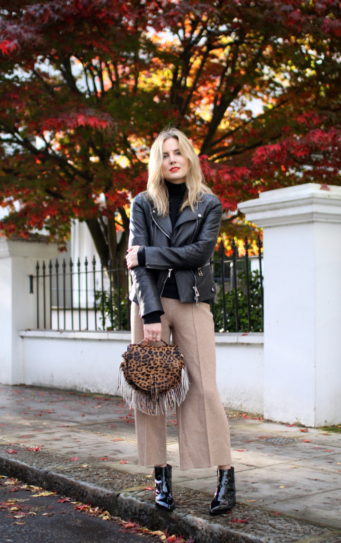 Fashion Me Now | I Like You Culotte - 04