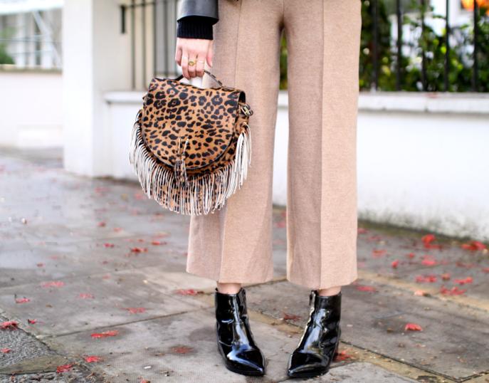 Fashion Me Now | I Like You Culotte - 16