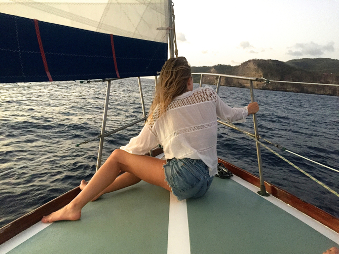 Lucy-Williams-St.Lucia-Anse-Chastanet-Sunset-Sail - 07