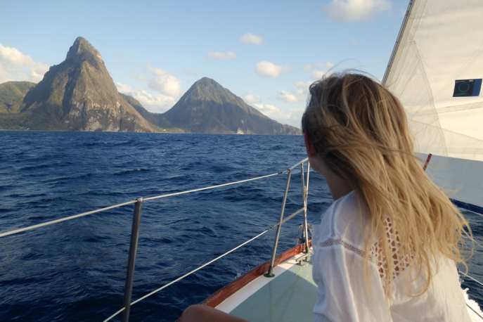 Lucy-Williams-St.Lucia-Anse-Chastanet-Sunset-Sail - 13