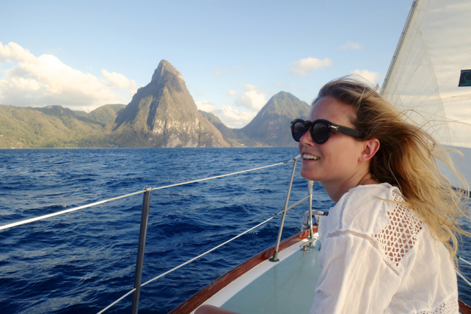 Lucy-Williams-St.Lucia-Anse-Chastanet-Sunset-Sail - 17