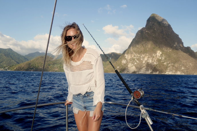 Lucy-Williams-St.Lucia-Anse-Chastanet-Sunset-Sail - 18