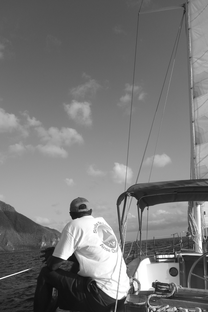 Lucy-Williams-St.Lucia-Anse-Chastanet-Sunset-Sail - 23