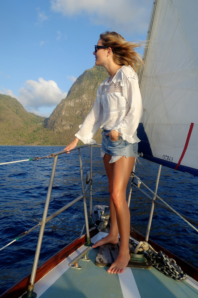 Lucy-Williams-St.Lucia-Anse-Chastanet-Sunset-Sail - 30