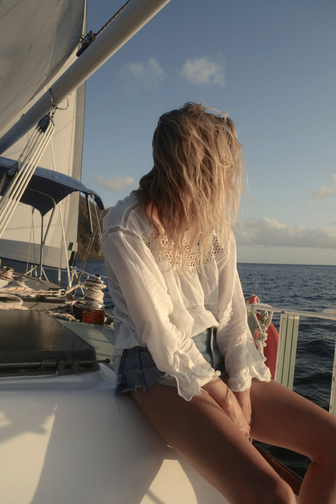 Lucy-Williams-St.Lucia-Anse-Chastanet-Sunset-Sail - 36