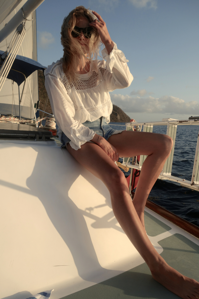 Lucy-Williams-St.Lucia-Anse-Chastanet-Sunset-Sail - 37