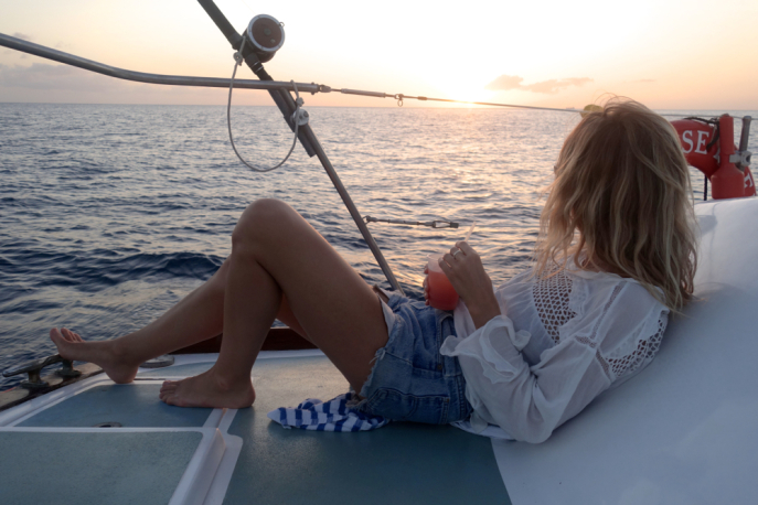 Lucy-Williams-St.Lucia-Anse-Chastanet-Sunset-Sail - 42