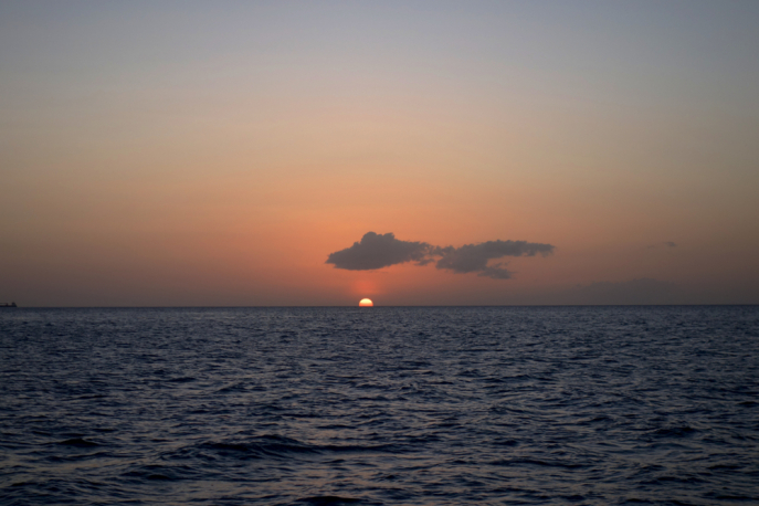 Lucy-Williams-St.Lucia-Anse-Chastanet-Sunset-Sail - 44