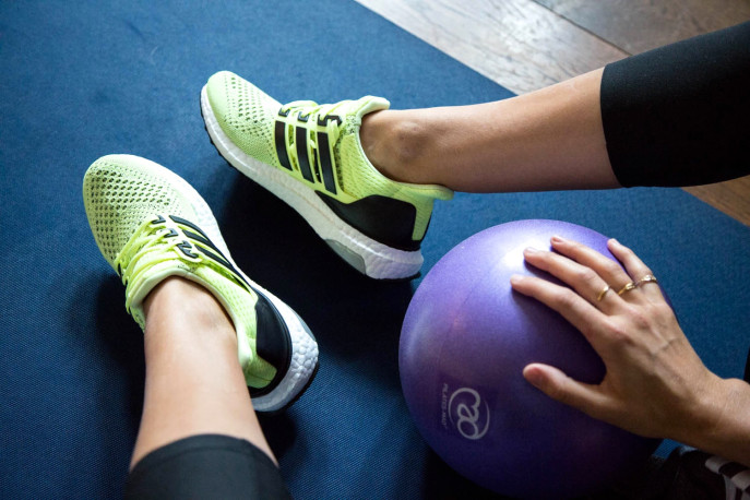 FMN | Adidas Fitness Routine - 11