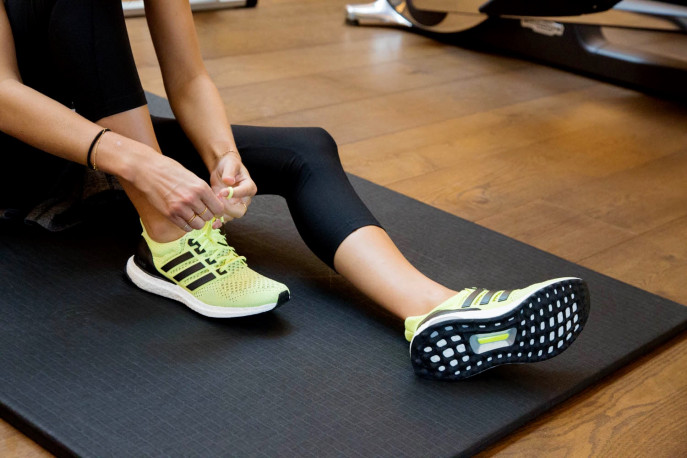 FMN | Adidas Fitness Routine - 29