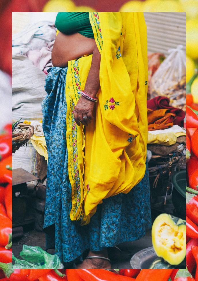 India collage 10
