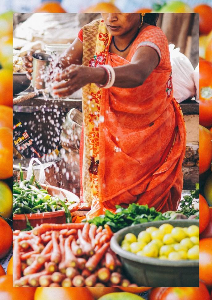India collage 11