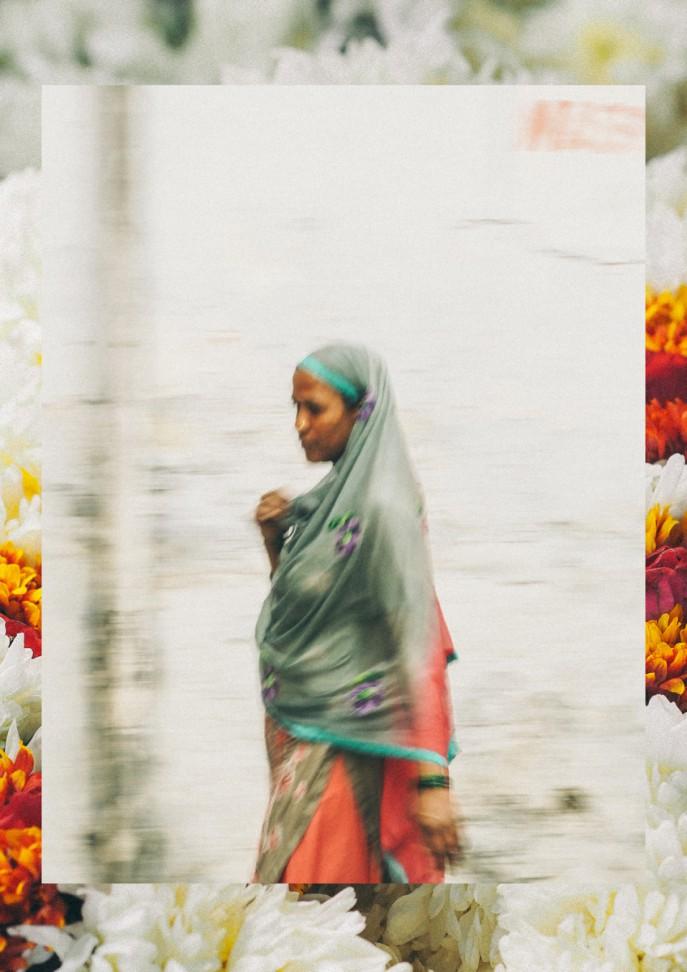 India collage 6