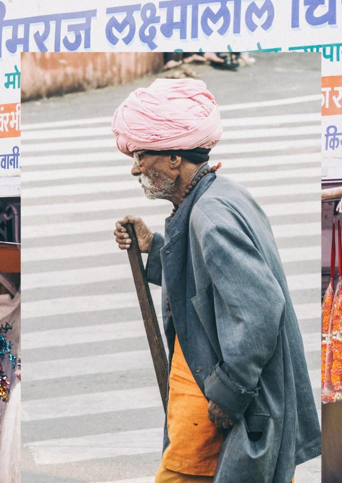 India collage 8