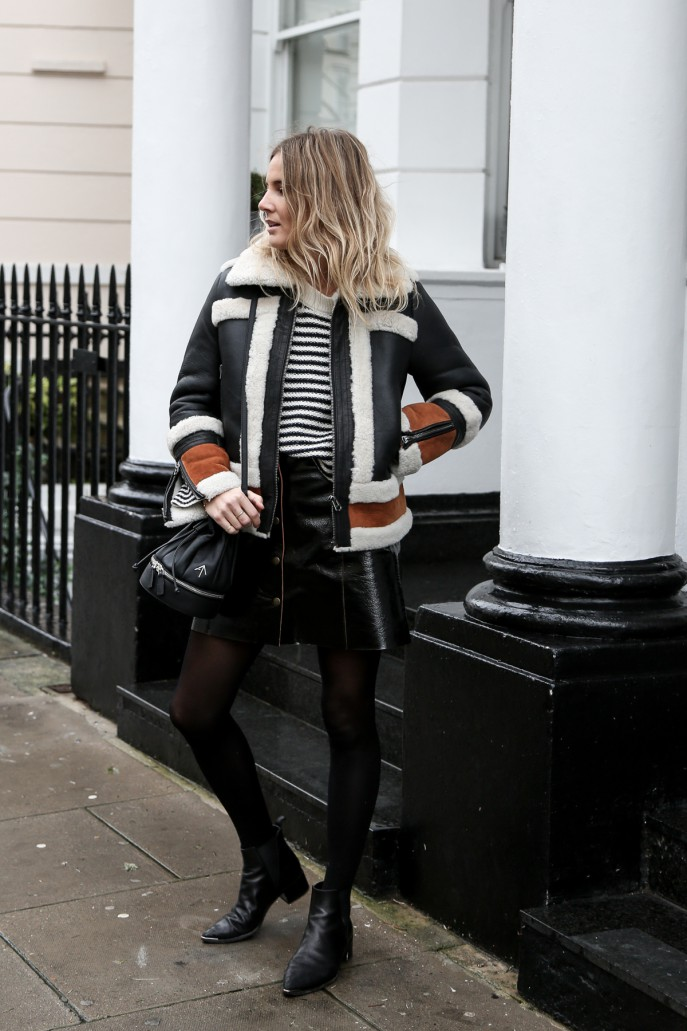 Fashion Me Now | Pleather & Leather_
