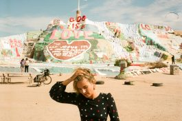 California Road Trip | Salvation Mountain